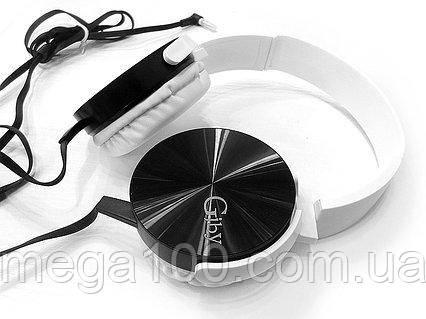 Ігрові навушники Gjby GJ-09, мікрофон