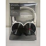 Ігрові навушники Gjby GJ-09, мікрофон, фото 3