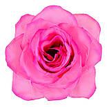 Букет  роз и бутонов в розетке, 59см (10 шт в уп), фото 3