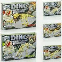 Детский набор для раскопок Dino Paleontology Danko Toy DP 01 0105