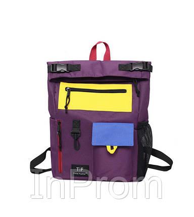 Рюкзак Orlando Violet, фото 2