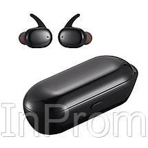 Беспроводные наушники Touch Two TWS1 Black, фото 2