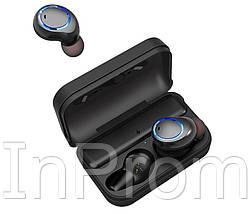 Беспроводные наушники Awei T3 Black, фото 3