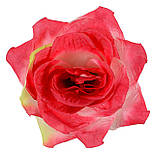 Букет  роз и бутонов в розетке, 59см (10 шт в уп), фото 4