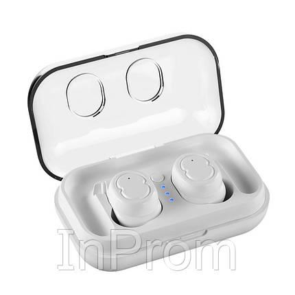 Беспроводные наушники Air Pro Touch Two TWS-8 White, фото 2