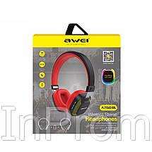 Bluetooth-наушники Awei A760BL Yellow, фото 2