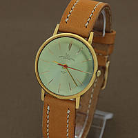 Позолоченные часы СССР Луч 2209 , фото 1