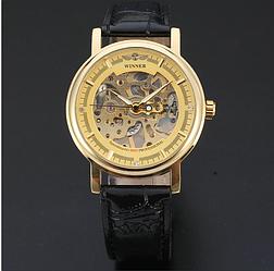 Мужские часы Winner Ventus скелетон