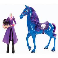 Кукла Monster High Директриса Бладгуд и Кошмар - Headless Headmistress Bloodgood