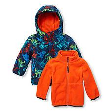 Зимний комплект 3 в 1 The Children's Place для мальчика, фото 2