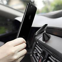 YesidoLuminousАвтоМагнитныйдержательдля панели приборов Подставка из алюминиевого сплава для iPhone XS - 1TopShop, фото 2