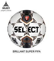 Мяч SELECT BRILLANT SUPER FIFA APPROVED