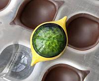 Лимончик поликарбонатная форма для  шоколада
