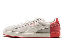 Мужские кроссовки Puma Suede Pigeon Frost Grey размер 44 (Ua Drop 116543-44) 08f349a2b7f5d