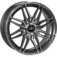 Литые диски Zorat Wheels 2806 R15 W6.5 PCD4x100 ET35 DIA67.1 MK-P