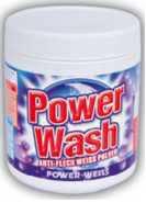"""Пятновыводитель+отбеливатель для белья """"Power Wash"""" 600 г"""