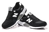 Мужские кроссовки New Balance ML999BW Нью Баланс ML999BW черные оригинал