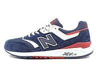 Мужские кроссовки New Balance M997.5CYON Нью Баланс  M997.5CYON синий оригинал 41