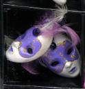"""Магнит на холодильник""""маска венецианская"""" (1 шт)"""
