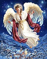 """Набор алмазной вышивки (мозаики) """"Ангел мира и добра"""""""