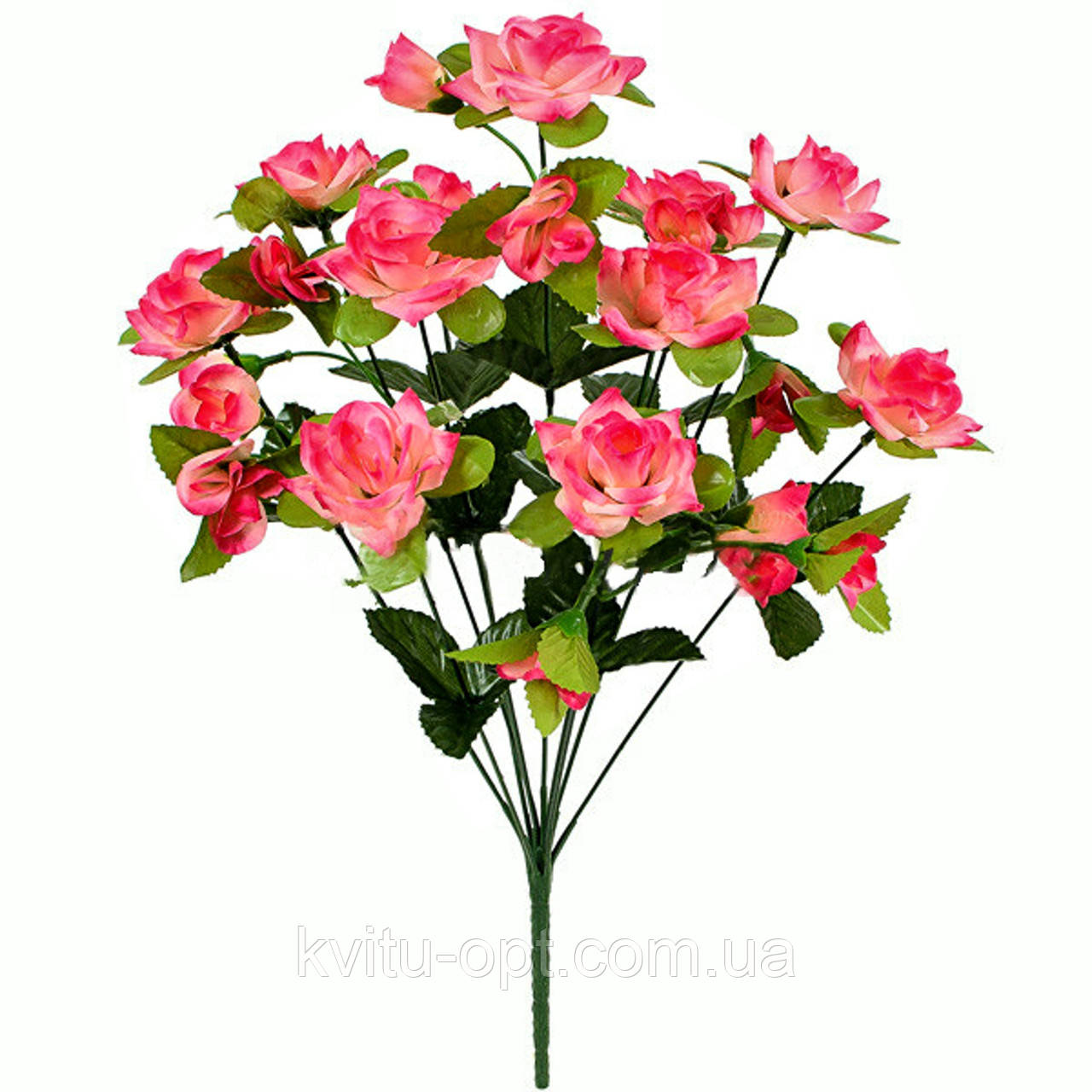 Букет  роз , 47см (20 шт в уп)