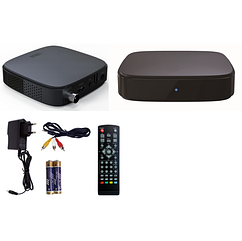 Цифровой ТВ тюнер DVB-T2 Grunhelm GT2HD-010