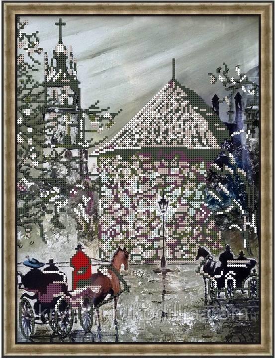 """Схема для вишивки бісером """"Порохова вежа"""" (25х33см)"""