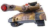 Танки на радиоуправлении, танковый бой 558, звуковые эффекты, большие танки, танковая война, фото 2