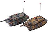 Танки на радиоуправлении, танковый бой 558, звуковые эффекты, большие танки, танковая война, фото 4