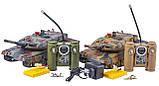 Танки на радиоуправлении, танковый бой 558, звуковые эффекты, большие танки, танковая война, фото 6