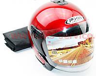 Шлем открытый FXW HF-217 M- красный