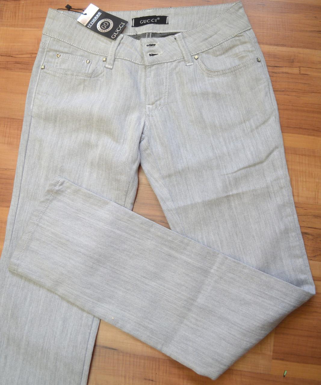 Женские джинсы GUCCI (копия)