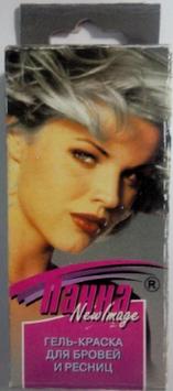 """""""Панна"""" - Краска для бровей и ресниц графит"""