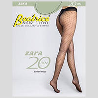 """Колготки в горошек Zara 20 den  """"Beatrice"""""""