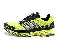 Мужские кроссовки Adidas Springblade 01M (салатовый), фото 1