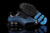 Мужские  кроссовки  Adidas Porsche Design VI Rubber Black Blue, фото 1