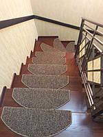 Килимові накладки на сходи
