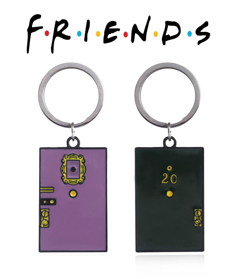 Брелок дверь из сериала Друзья Friends