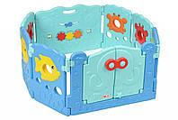 Огорожа-манеж Same Toy Aole Океан (6+2)