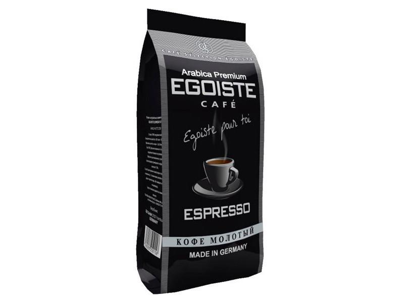 """Кофе """"Egoiste"""" Espresso зерно, 250 г"""