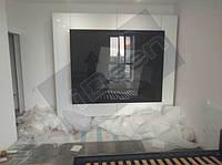 г. Киев, б-р Шамо. Шкаф 3-D крашенный глянцевый.