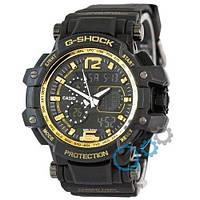 Наручные часы Casio G-Shock GPW-S1000 Black-Gold