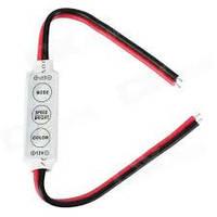 Контролер для одноцветных лент 5050 3528, DC12V 144W