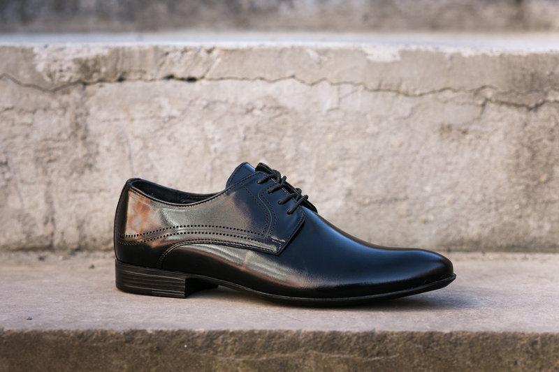Шкіряні туфлі Tapi від польського виробника - гарантуємо, вам сподобаються! Мужские кожаные туфли