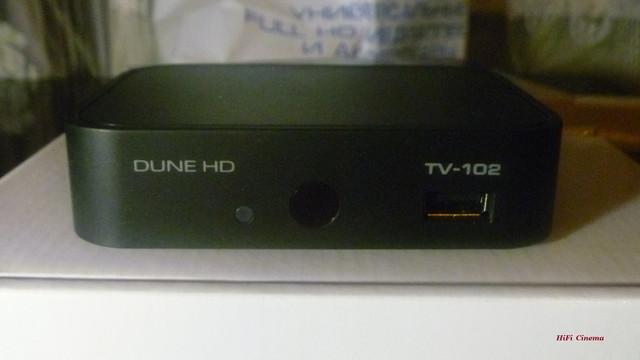 Dune HD TV-102 сетевой мультимедийный HiFi проигрыватель