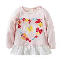 Кофта для девочки 7 р Butterflies Jumping Beans, КОД: 265571