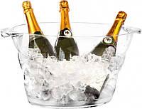 Відро Hendi для шампанського 47х29 см h23 см пластик (593165)