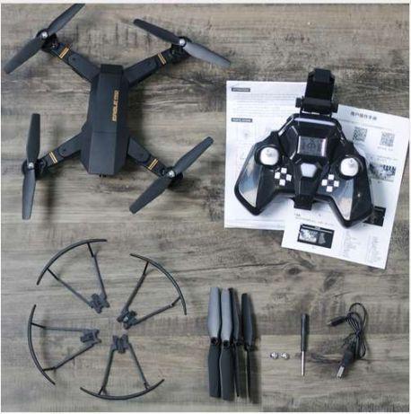 Квадракоптер S9 з камерою огляду 120 градусів і wi-fi (управління з телефону або пульта) Дрон з пультом