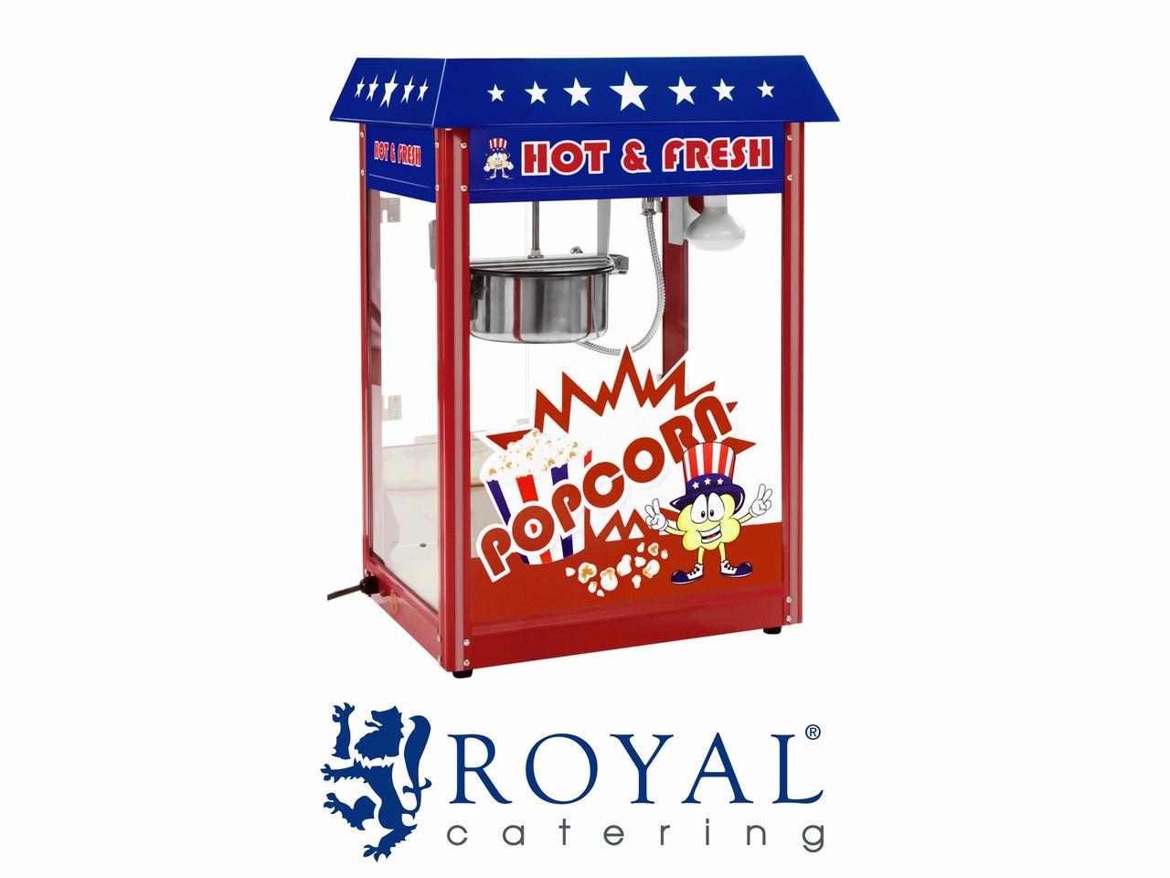 Машина для попкорну ROYAL