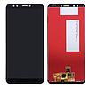 Дисплей (екран) для Huawei Honor 7c/7c Pro (LND-L29)/Y7 Prime 2018/Nova 2 Lite/Enjoy 8 + тачскрін, чорний